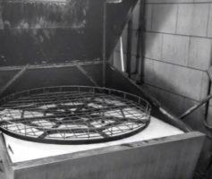 Desengraxante em pó para máquina de desengraxe a quente.